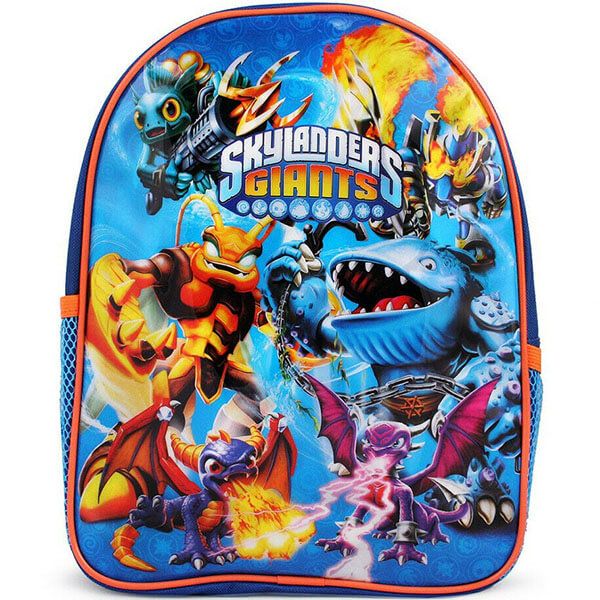Skylanders Giants Toddler Bookbag