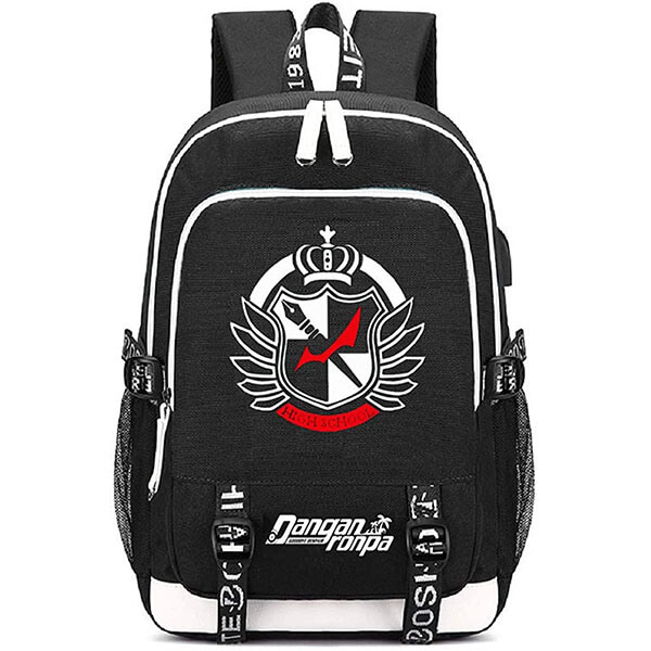 Danganronpa Logo College Backpack