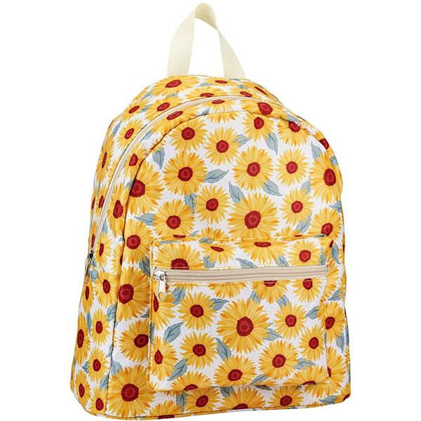 Cute Vintage Floral Grade Schoolers Backpack