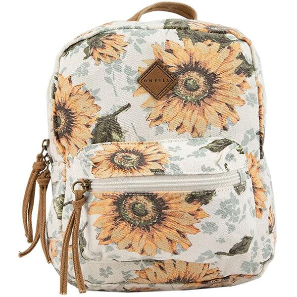 Shine Bright All-over Print Sunflower Backpack