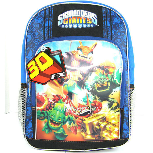 3D Printed Skylanders Giants Large Backpack