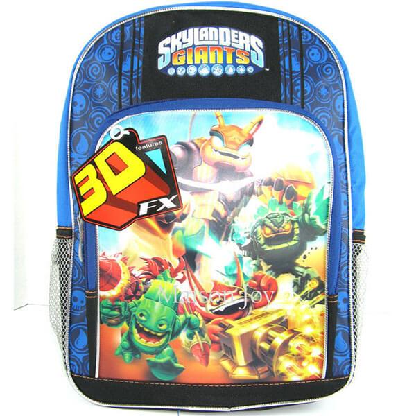 3D Printed Skylanders Giants Large Backpack