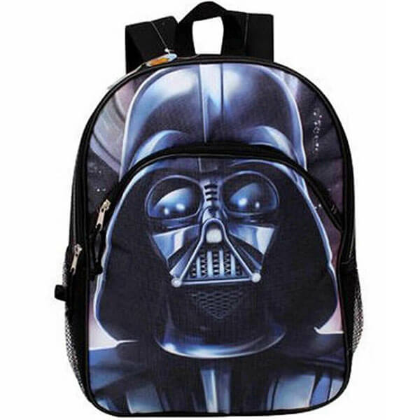 Crescent Moon Dark Vader Backpack