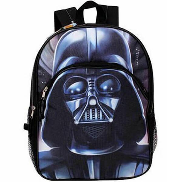 Crescent Moon Dark Vader Backpack