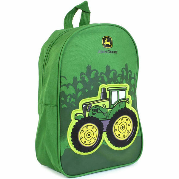 John Deere Toddlers 3D Fashion Tractor Backpack
