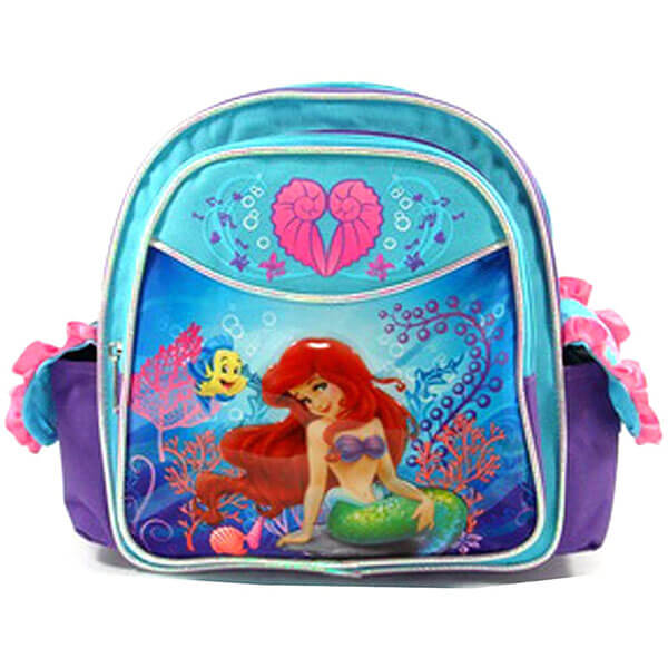 Little Ariel beneath the Sea Cordura Mini Backpack
