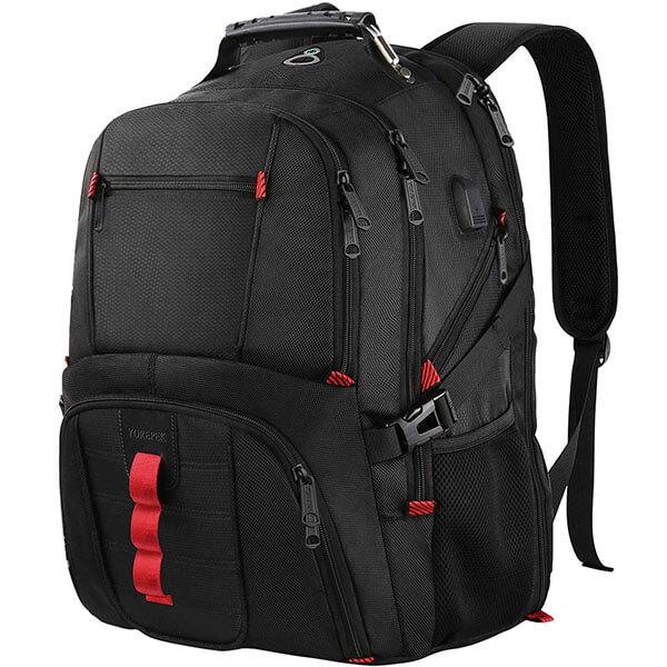 TSA Friendly Extra Large Travel Backpack