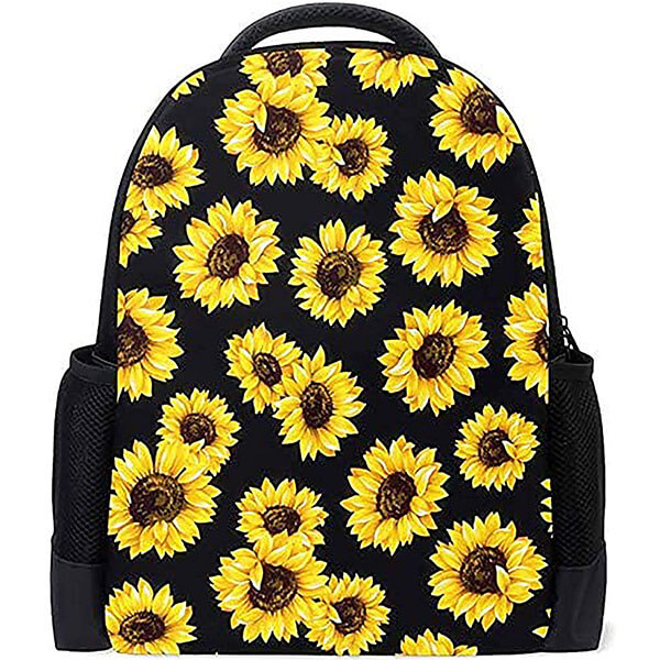 Breathable Hiking Camping Sunflower Backpack