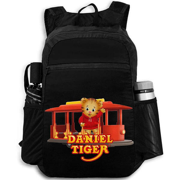 Daniel Tiger Backpack with Mini Adjustable Buckle