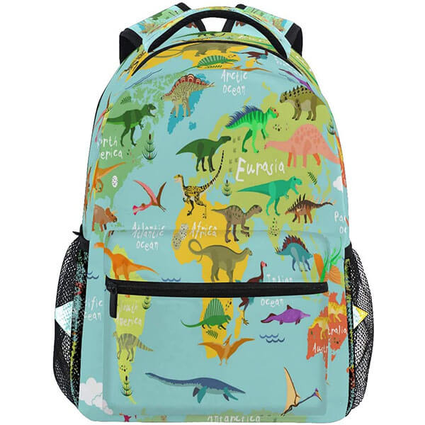 Dinosaurs Around the World Backpack