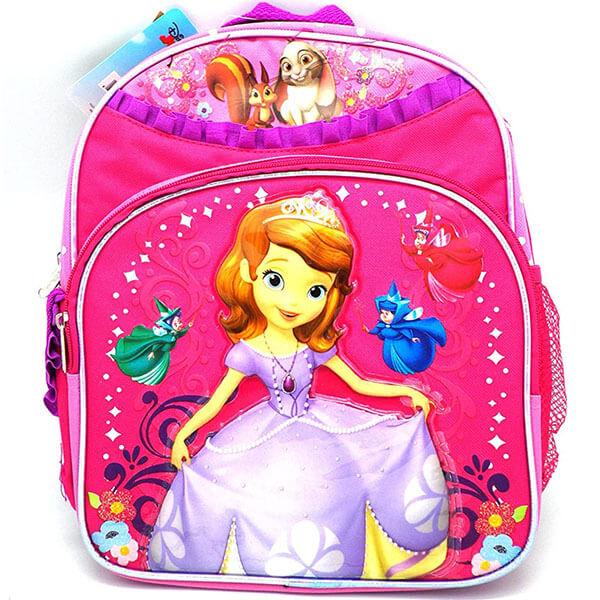 Disney Princess Sofia with Fairies Backpack