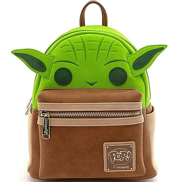 Double Strap Shoulder Yoda Backpack