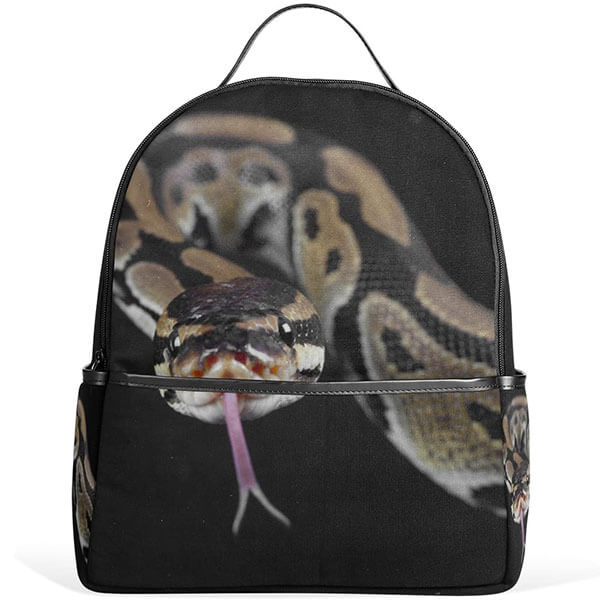 Python Tongue Water Resistance Snake Backpack