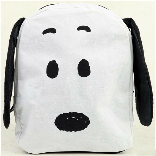 Snoopy 3D Ears Mini Backpack Bag for Kids
