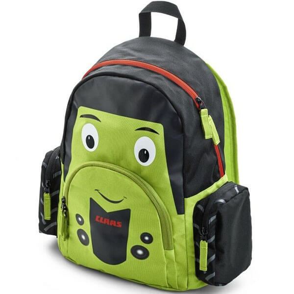Tractor Eyes Backpack for Preschool