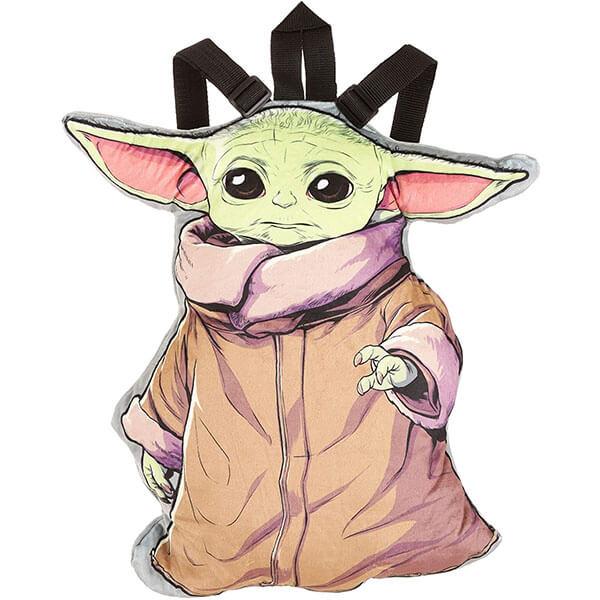 Disney Star War 3D Yoda Shape Backpack