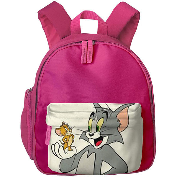 Kids Tom and Jerry Oxford Backpack
