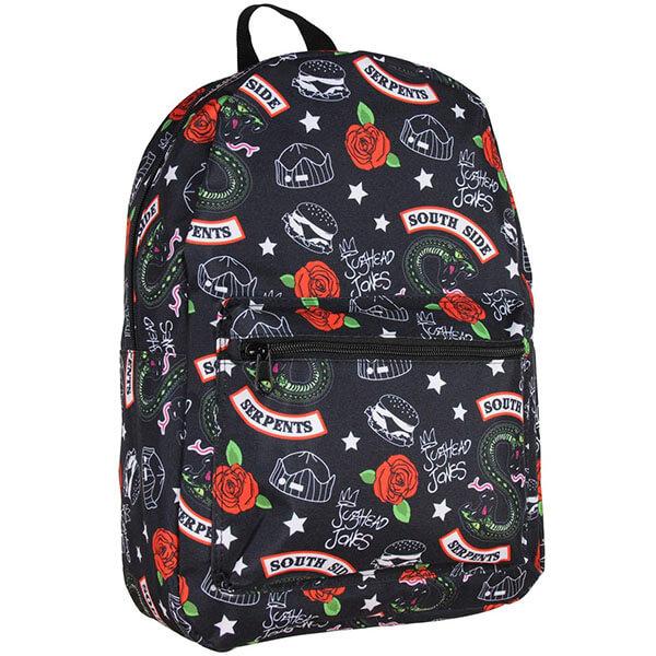 Allover Print Riverdale Backpack