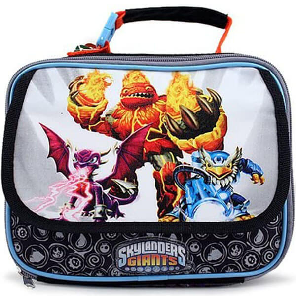 Deluxe Skylanders Giants Lunch Bag