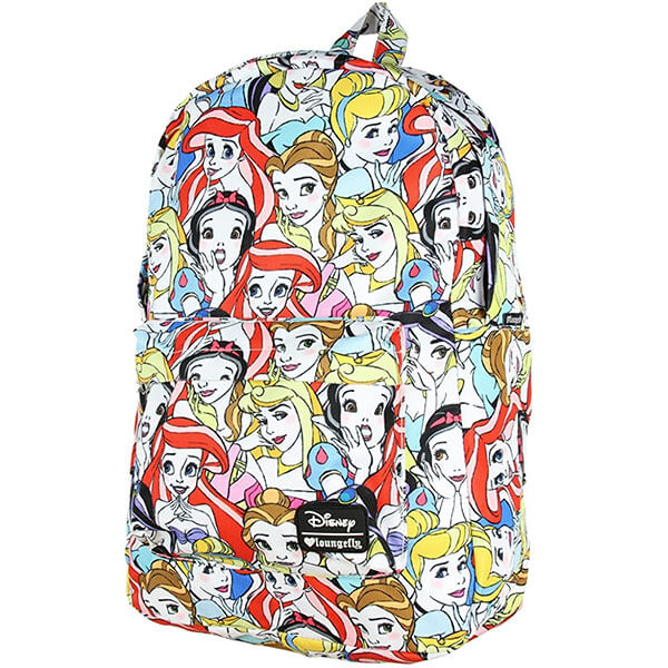 Grade Schooler Snow White Loungefly Backpack
