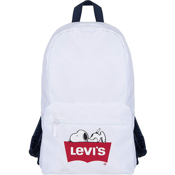 Kids' Classic Snoopy Logo Backpack