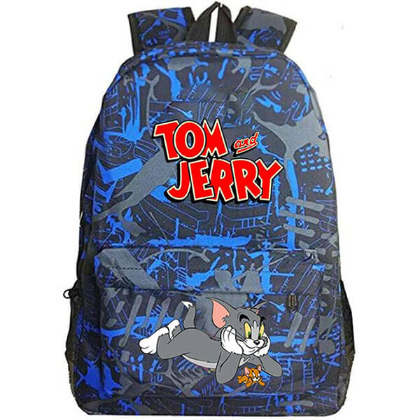 Large-Sized Tom and Jerry Backpack