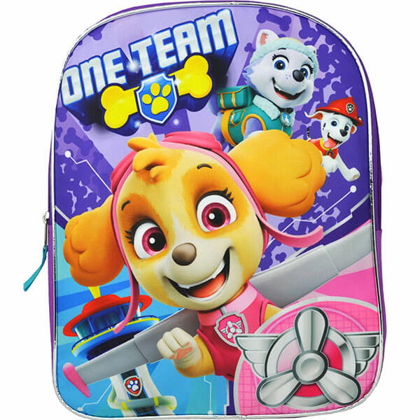 One Team Purple Book Bag