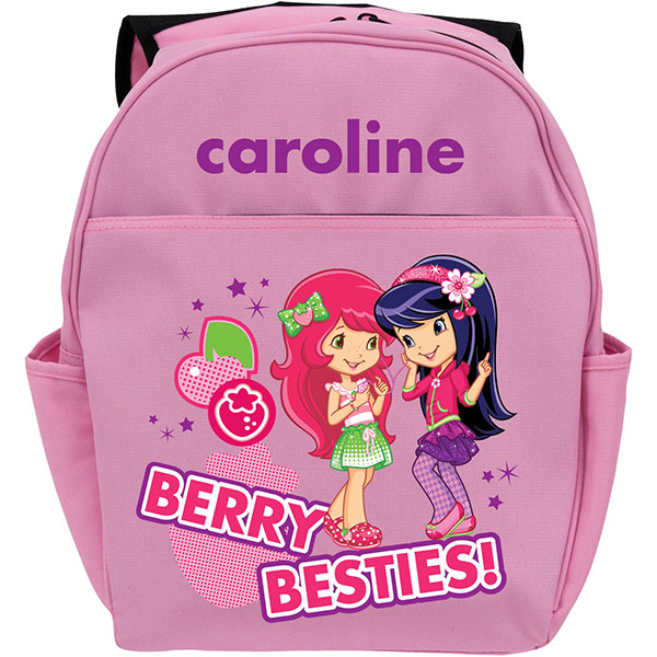 Purple Berry Besties Customized Backpack