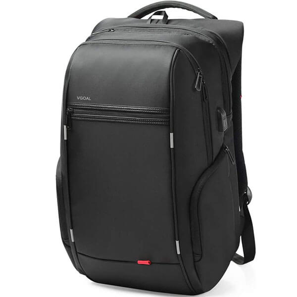 USB Charging Port 17.3-Inch Laptop Backpack for College