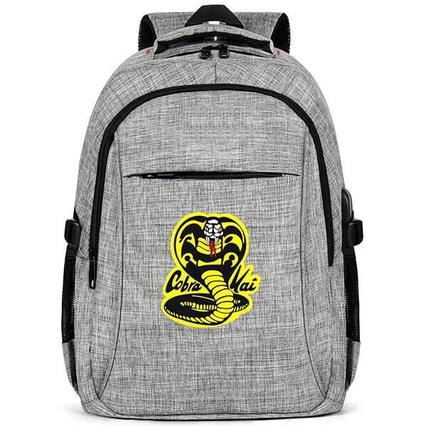 Cobra Printed Water Proof Laptop Bag