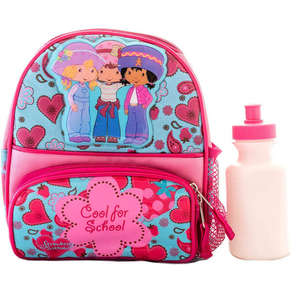 Cool Strawberry Shortcake School Backpack
