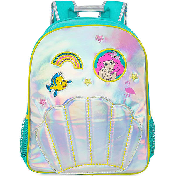 Iridescent Personalized Ariel Backpack
