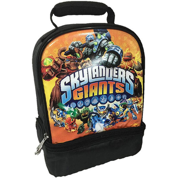 Skylanders Giants Dual Lunch Kit