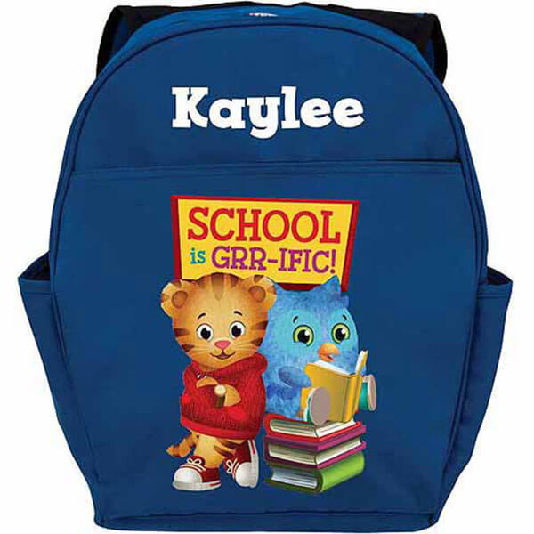 Daniel Tiger the Owl Backpack