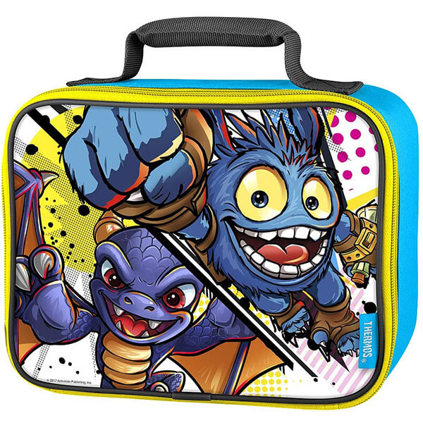 Insulated Handy Skylanders Lunchbox