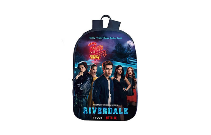Riverdale Southside Serpents Jughead Backpacks