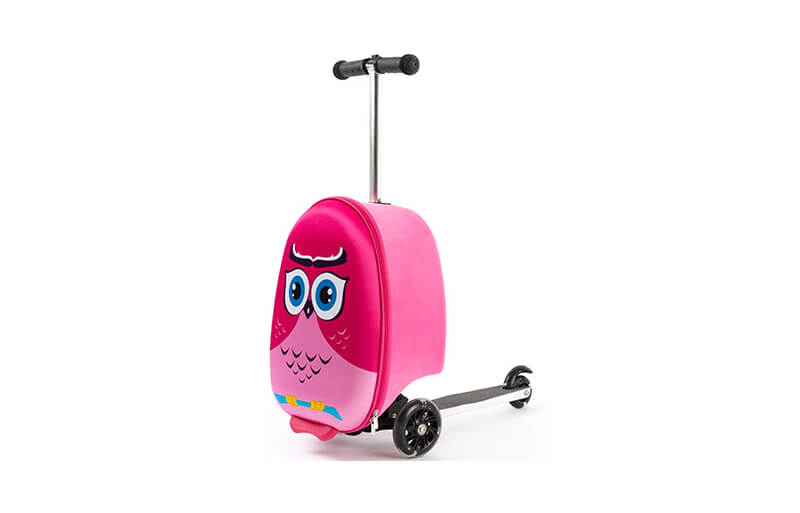 Scooter Luggage's and Scooter Suitcases for Kids