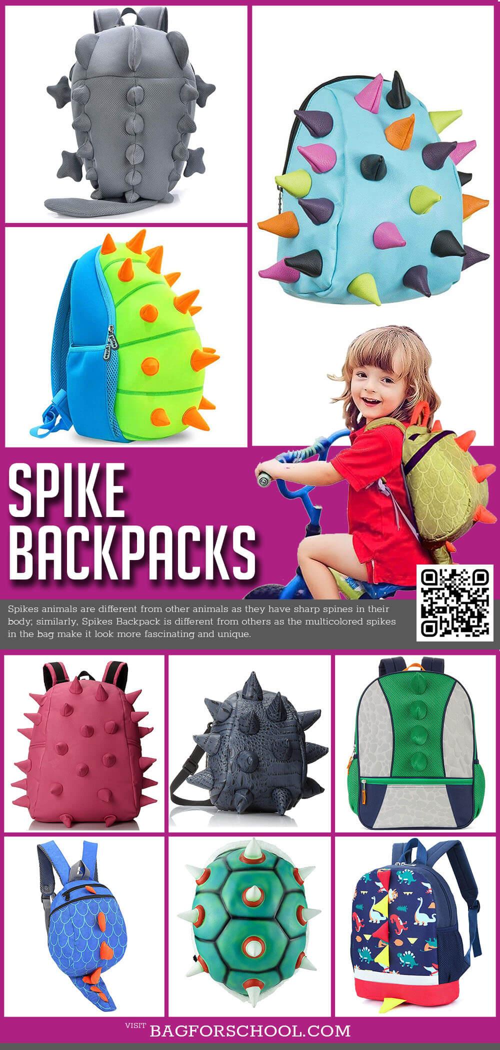 Spike Backpacks