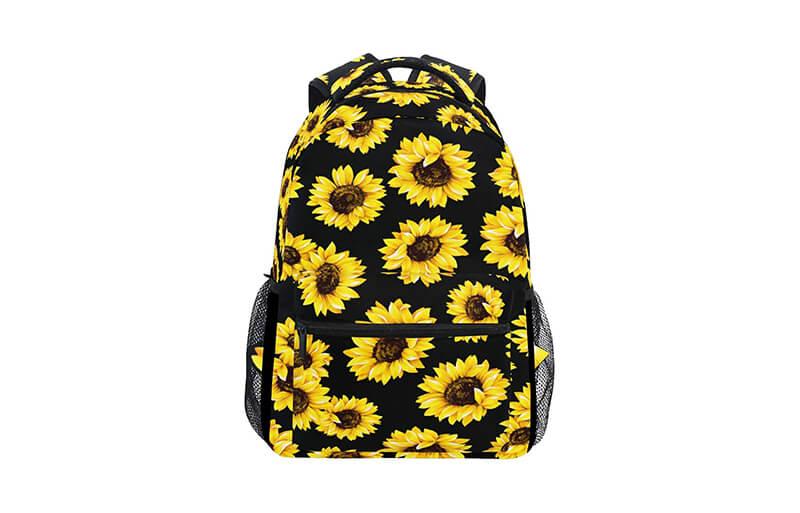 Sunflower Backpacks
