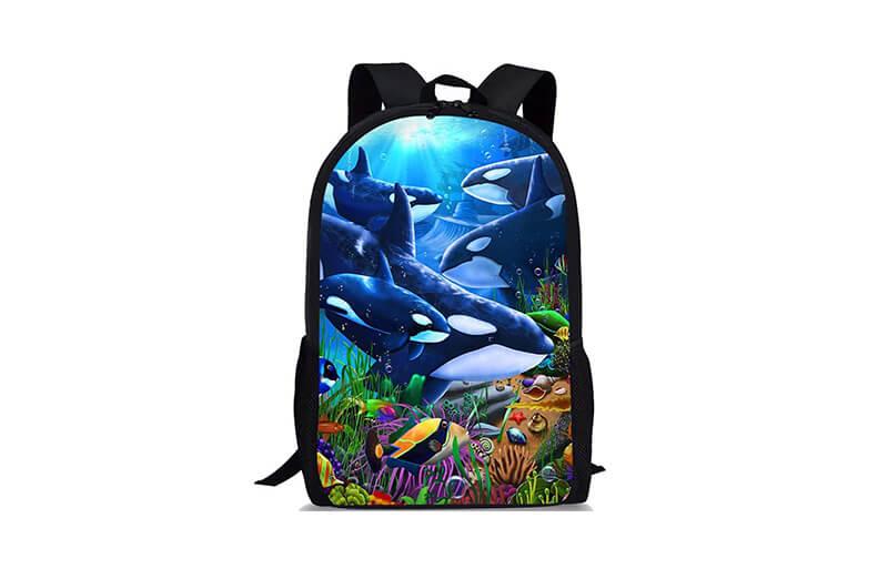 Whale Backpacks