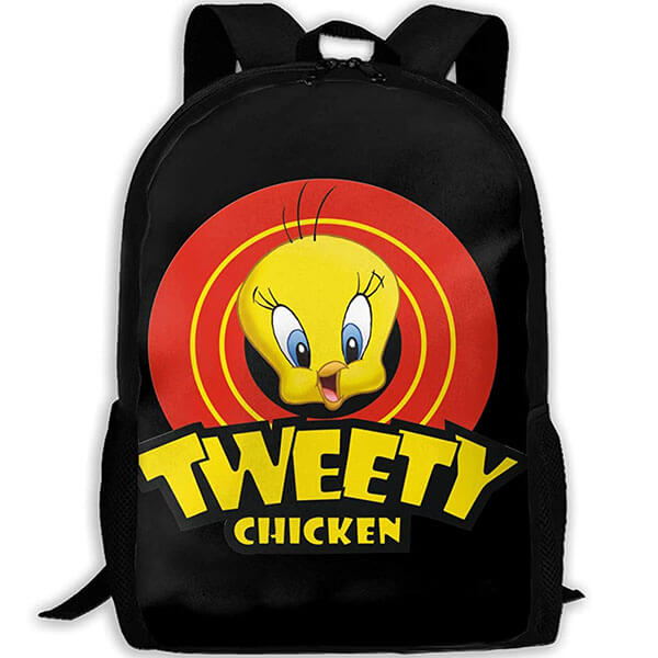 Lightweight Tweety Chicken Backpack