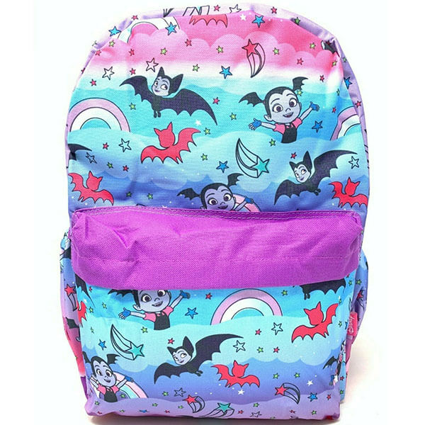 Allover Vampirina Canvas Backpack for Girls