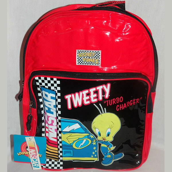 Tweety with Turbo Charger Backpack