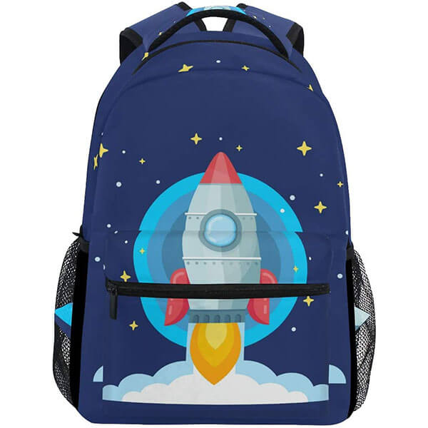 Twill Weave Rocket Launching Backpack