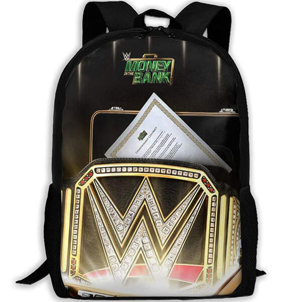 WWE Money-in-the-Bank Lightweight Backpack