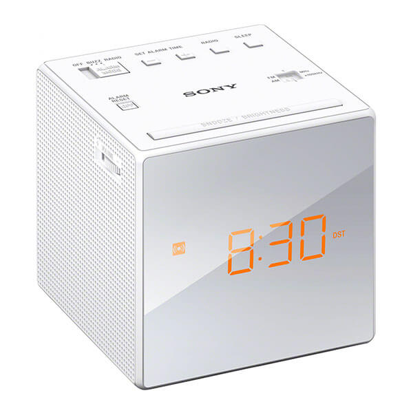 Alarm Clock With FM Or AM Radio