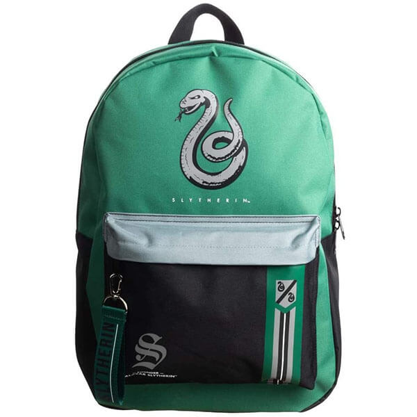 Cool Harry Potter Slytherin Crest Backpack