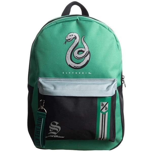 Cool Harry Potter Slytherin Crest Backpack