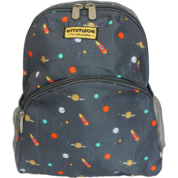 Galactic Space Adorable Laptop Backpack