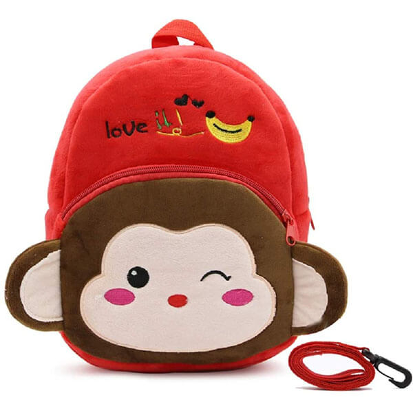 Gorgeous Monkey Backpack for Kids